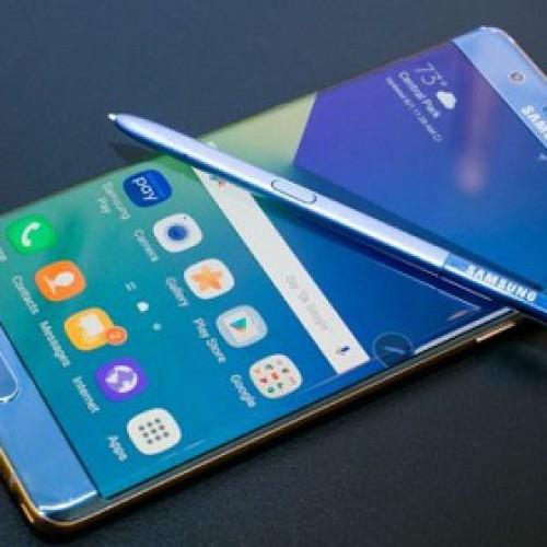Lý do nào khiến Samsung Galaxy Note 7 bị thu hồi?