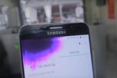 Khắc phục SamSung Note 5 bị lỗi màn hình hiệu quả trong nháy mắt?