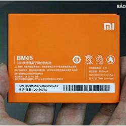 Thay pin điện thoại Xiaomi Redmi Note 2