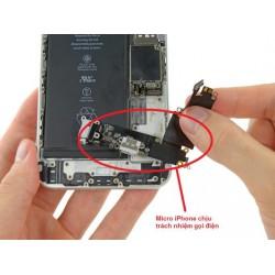 Báo giá thay mic thoại iPhone giá rẻ