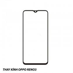 Thay, Ép mặt Kính Oppo Reno 3