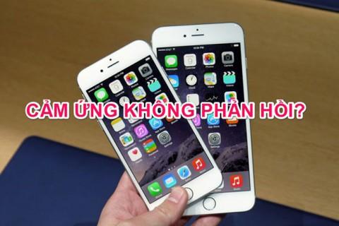 Mẹo sửa lỗi đơ , giật cảm ứng trên điện thoại iPhone