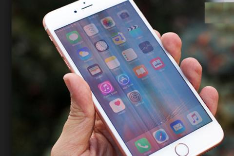 Tổng hợp các lỗi màn hình thường gặp trên iPhone
