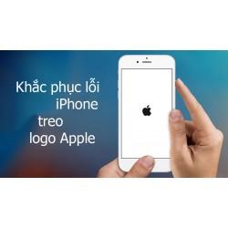 Hướng dẫn khắc phục điện thoại iPhone treo Logo , Táo