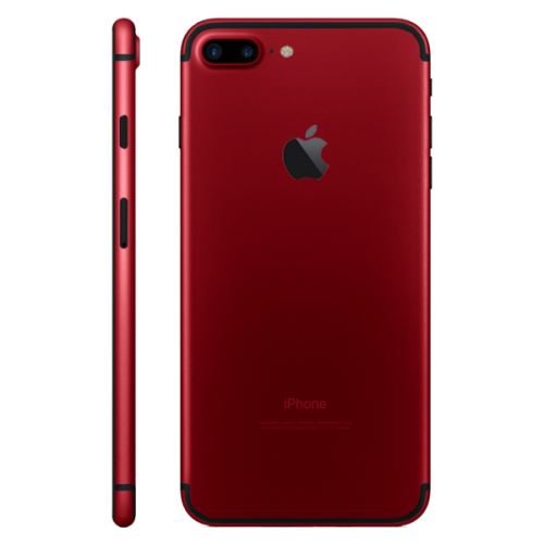 Hình ảnh Iphone 7 Plus màu đỏ