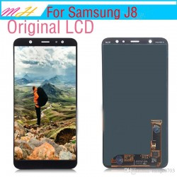 Thay mặt kính, màn hình samsung J8 chính hãng