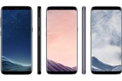 Samsung Galaxy S8 rơi ở độ cao ngang vai xuống cũng không sao