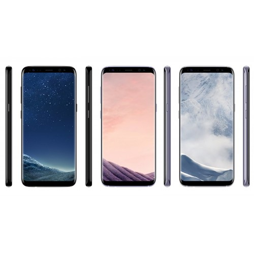 Samsung s8 chính thức: Màn hình vô cực, LTE 1 Gigabit,siêu bảo mật