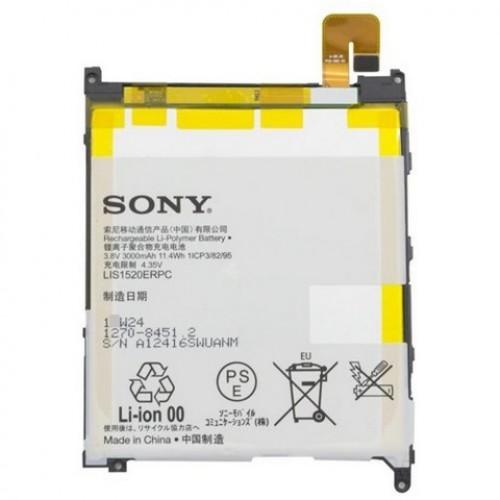 Thay pin Sony Z4