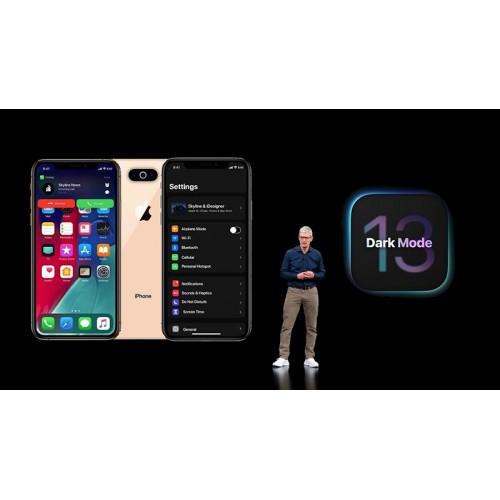 Tính năng mới nhất trên hệ điều hành IOS 13 vừa được ra mắt