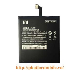 Thay Pin Xiaomi Mi 4S