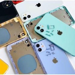 Thay vỏ, độ vỏ cho iPhone các dòng máy