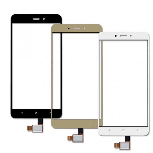 Thay mặt kính cảm ứng Redmi Note 4