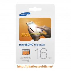 Thẻ Nhớ Samsung 16GB