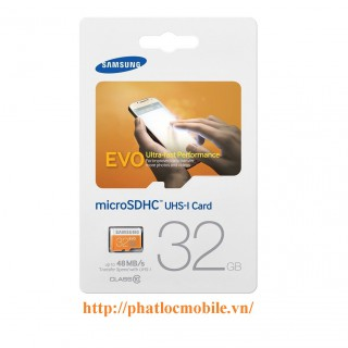 Thẻ Nhớ Samsung 32GB