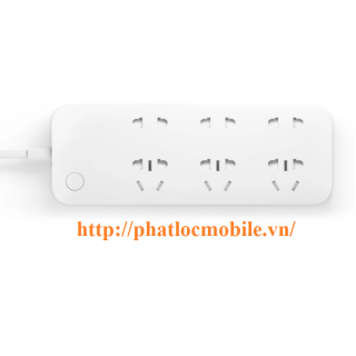 Ổ Cắm Wifi Xiaomi Mi Smart Socket 6 Port