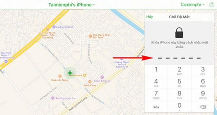 Hướng dẫn tìm iPhone trên máy tính         bổ ích nhất hiện nay