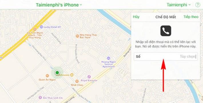 Hướng dẫn tìm iPhone trên máy tính hữu ích nhất hiện nay