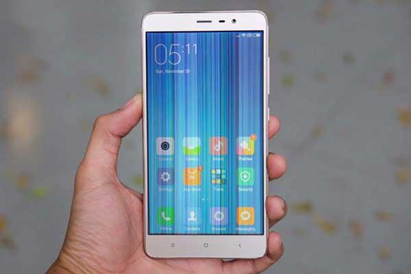 Thay mặt kính Xiaomi giá rẻ