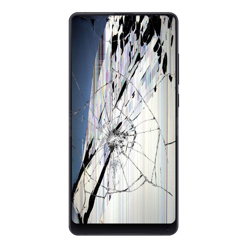 Những biểu hiện khi màn hình Xiaomi bị hỏng
